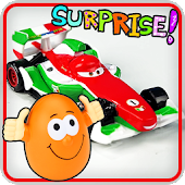 Surprise Eggs Car Toys