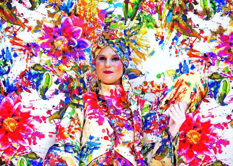 Colore e mimetismo di Luciano Fontebasso