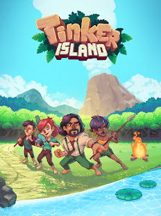Tinker Island - Survival Story Adventure [Free Shopping]