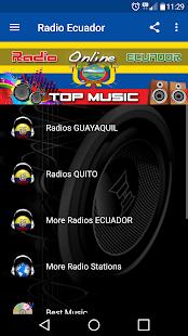 Radios de Ecuador FM AM Online 1