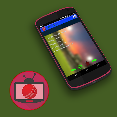 android Cricket TV Screenshot 3