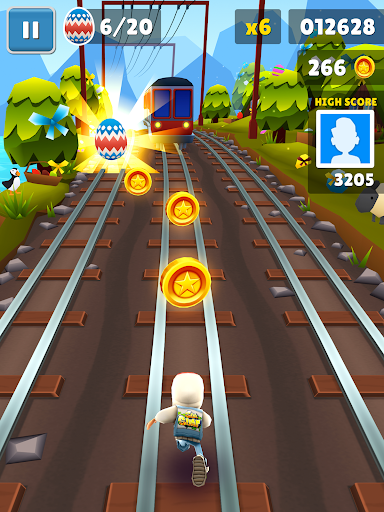 Subway Surfers apkmr screenshots 10