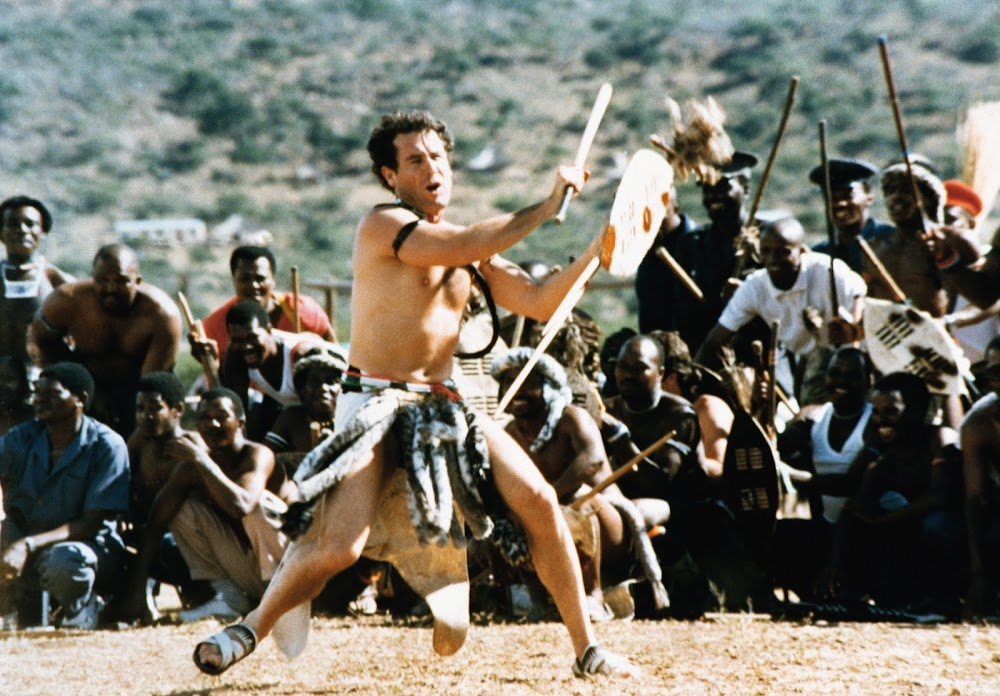 WATCH   'White Zulu' Johnny Clegg gets traditional 'cross over' ceremony - SowetanLIVE