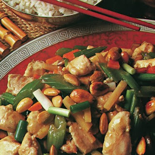 Chicken and Almonds Recipe