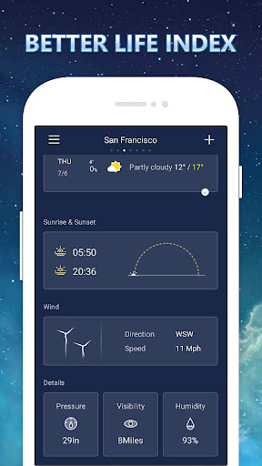 Weather 2.2 screenshots 3