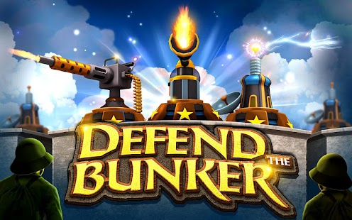 Defend The Bunker- screenshot thumbnail