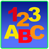 ABC & 123 For Kids With Audio