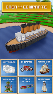 Block Craft 3D Simulador Gratis: Juegos Divertidos