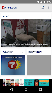 Idaho News & Weather from KTVB- screenshot thumbnail