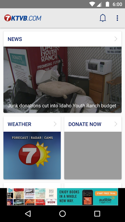 Idaho News & Weather from KTVB- screenshot