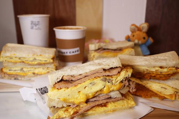 EVERYDAY CAFE 永和頂溪店,永和美食,新開幕二店,近頂溪站,日賣400份,中永和排隊名店,手作吐司,研磨咖啡