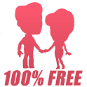 Free Dating App - YoCutie - Flirt, Chat & Meet icon