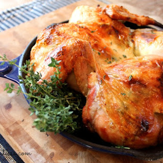 Juicy Roast Chicken