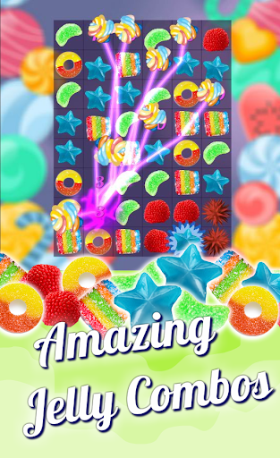 Jelly Blast Saga Kizi Games