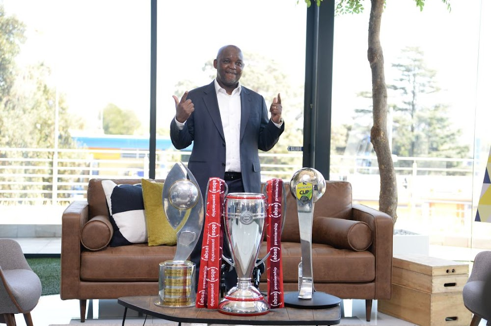 Pitso reveals the secret behind his success at Sundowns - SowetanLIVE