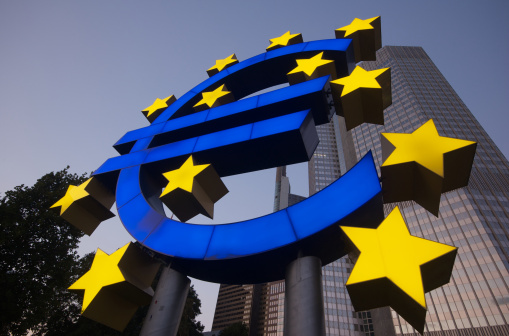European Central Bank building in Frankfurt, Germany.   Picture: THINKSTOCK