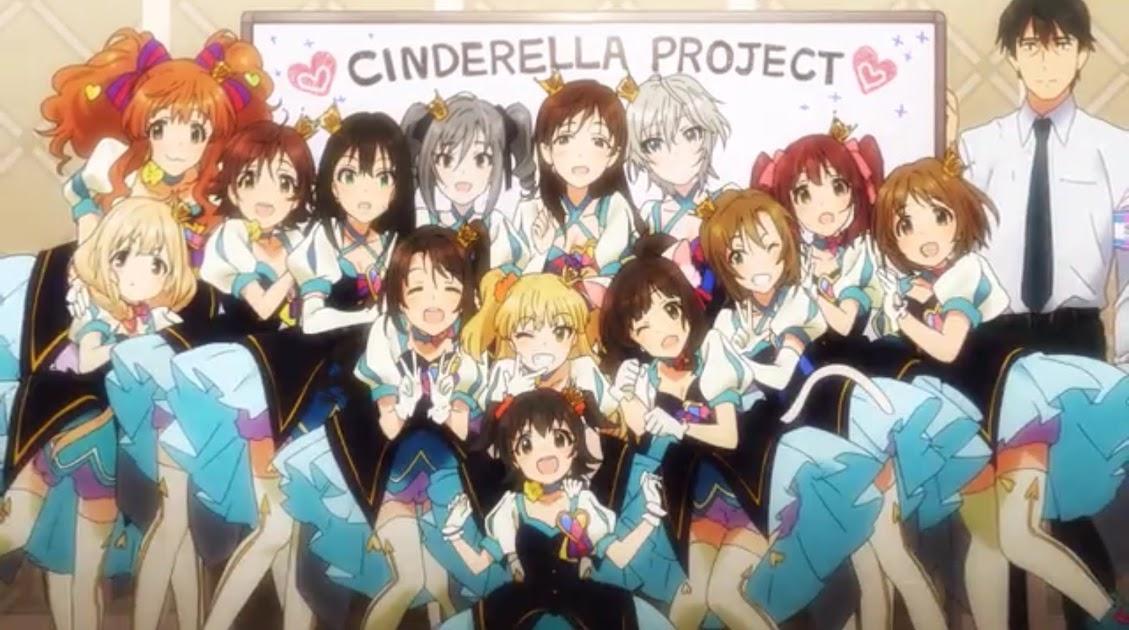 Cinderella Girls 2 First Impressions Screenshot 1