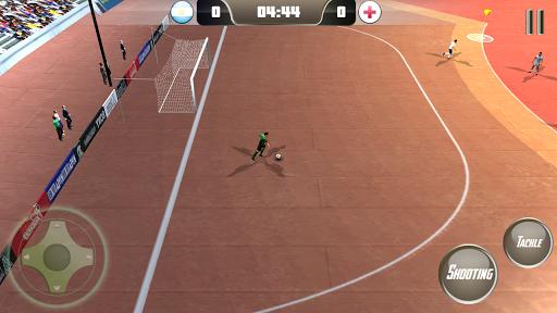le football futsal 2  captures d'u00e9cran 2