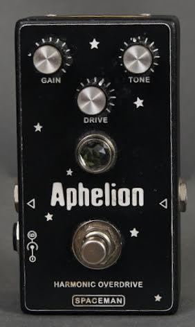 Spaceman Aphelion USED. Good condition.