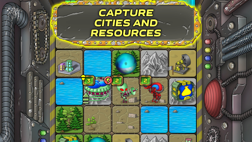 Small War - offline turn based civilization battle apkdebit screenshots 9