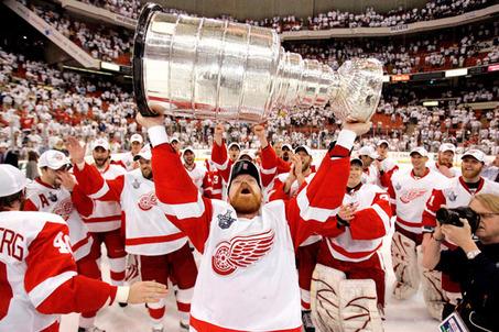 Детройт, НХЛ