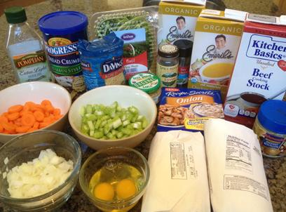 Mix all meatball ingredients together. Shape into 3/4 inch balls. (I use my small...