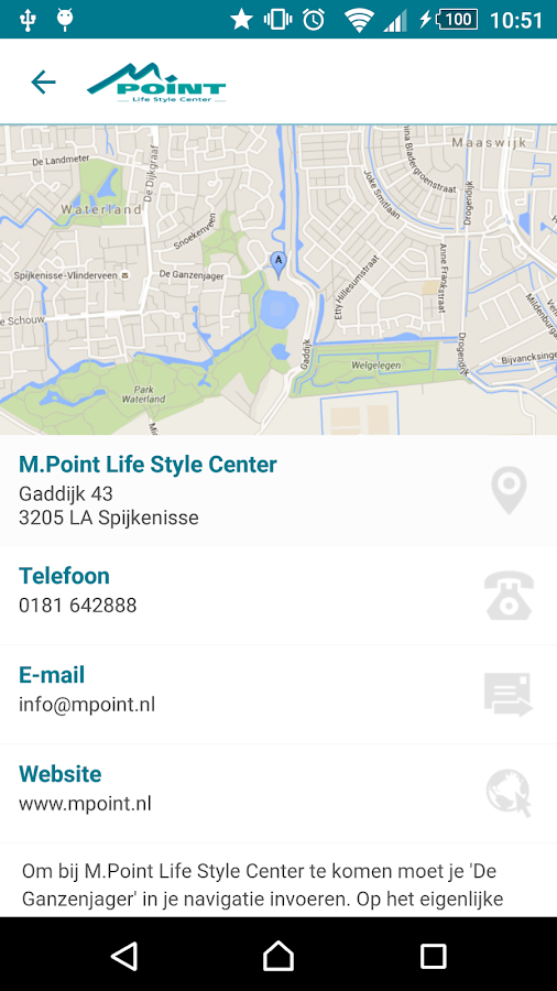 M.Point Life Style Center- screenshot