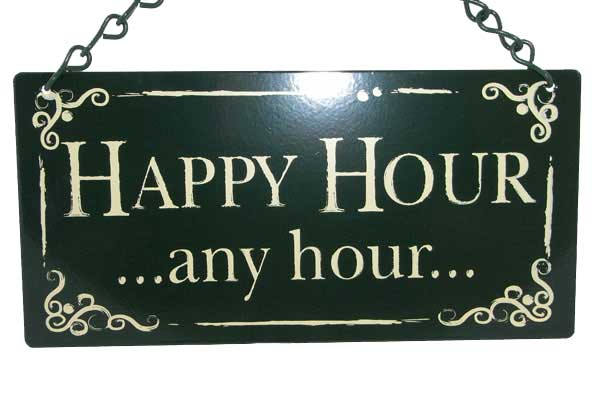 Happy Hour Friday -