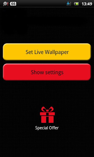 奶牛 橙色浆果 lwp|玩個人化App免費|玩APPs