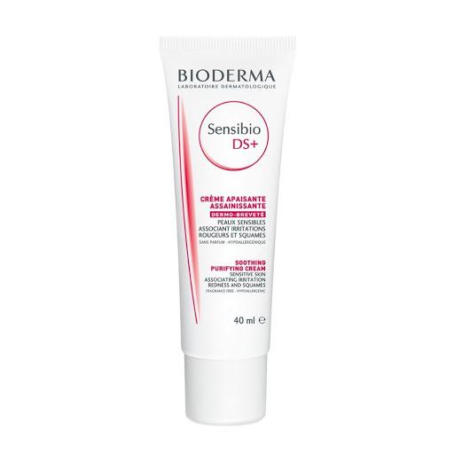 crema facial bioderma sensibio d.s cream 40 ml