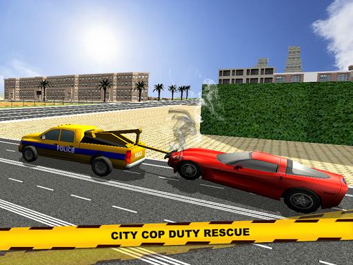 無料赛车游戏Appの現代の警察レッカー車|記事Game