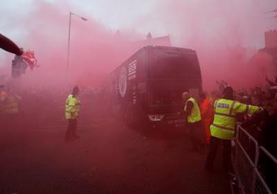 ? Le bus de City attaqué !