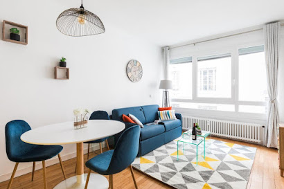 Cours Lafayette Serviced Apartment