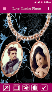 Love Locket Photo Frame screenshot 2