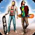 Skateboard Racing Challenge - Street Party Stunts 2.11.4