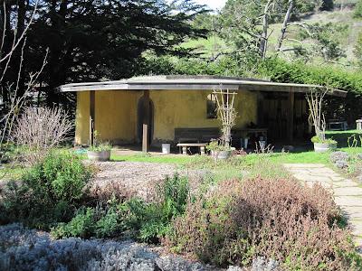 Natural shed