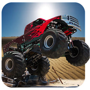 Monster Truck Race for PC and MAC