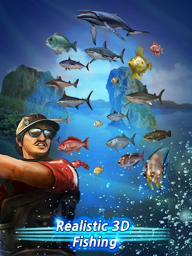 Fishing Season : River To Ocean android2mod screenshots 13