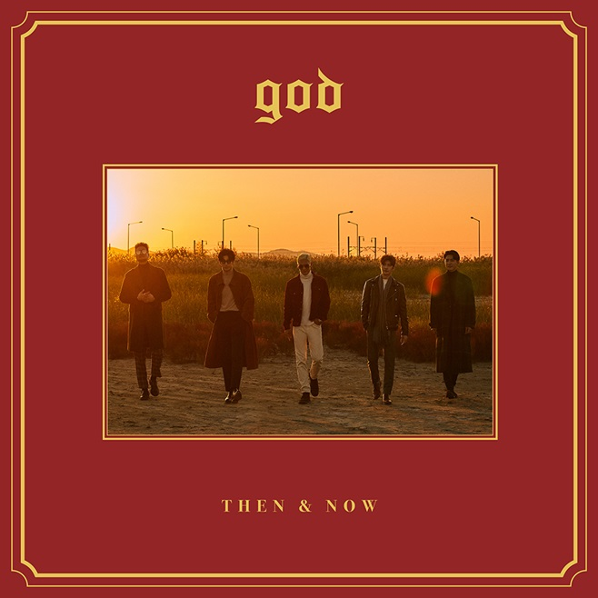 Legendary K-Pop Group G o d Collaborated With Park Jin Young