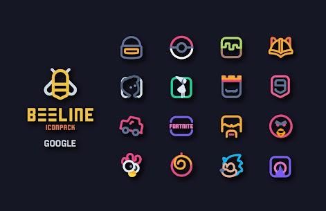 BeeLine Icon Pack 4