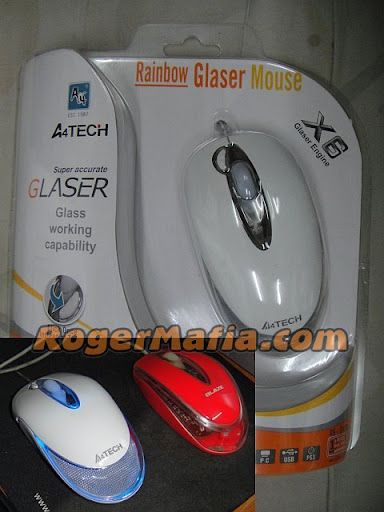 A4Tech GLaser X6