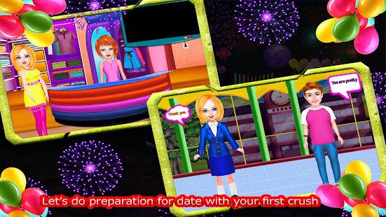 Dating din crush i en drøm