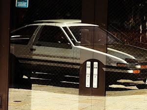 スプリンタートレノ AE86 AE86 GT-APEX 58年式のカスタム事例画像 lemoned_ae86さんの2020年07月04日21:33の投稿