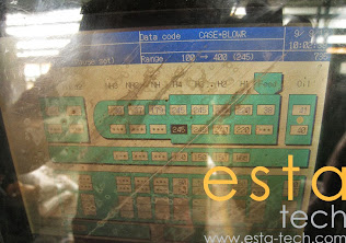 JSW J550EII-I2 (1995) Plastic Injection Moulding Machine