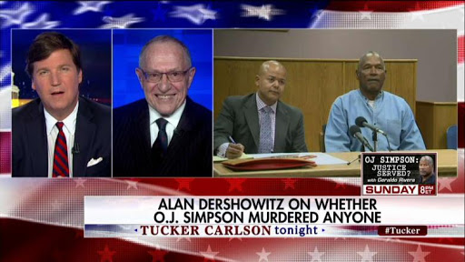 Alan Dershowitz: what he won't say about OJ Simpson