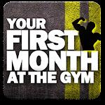 Beginner workout - Your First Month Gym Program 2.1