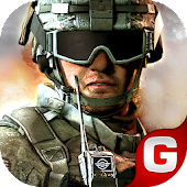 Commando Sniper Shooter 3D : Modern War 2017 Games