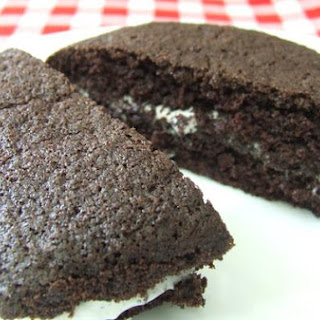Giant Oreo Sandwiches - Gluten And Dairy Free