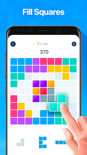 Combo Blocks - Classic Block Puzzle Game screenshots 2