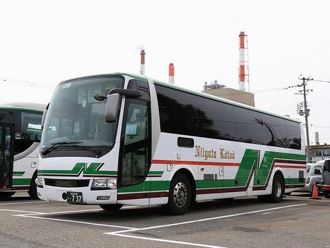 新潟交通 池袋線 ・737